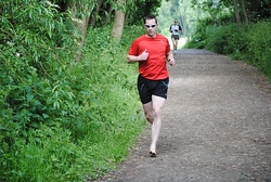 Barefoot on Gravel - Lap 1