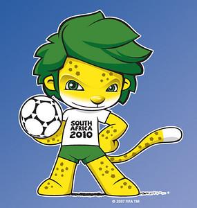 Zakumi: The World Cup 2010 Official Mascot