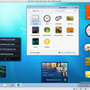 Windows 7 Gadgets Screenshot