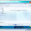 Windows 7 Media Centre Screenshot