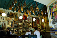 Casa Placido tapas bar in Seville.