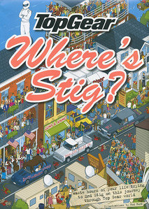 Where's Stig (Cover)